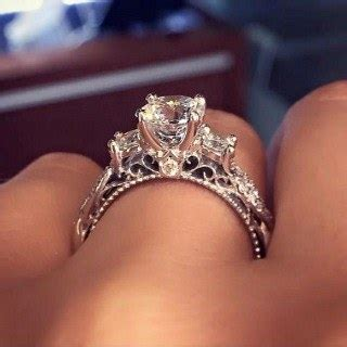 Apparently This is the Most Pinned Engagement Ring on Pinterest   Brides