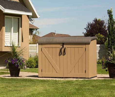 lifetime horizontal shed plastic horizontal storage sheds quality plastic sheds