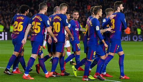 Barcelona vs. Celta de Vigo - 4 March 2017 - Soccerway