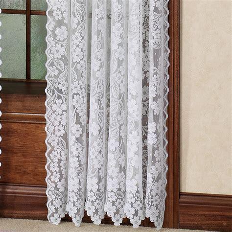 Lace Drapery Panels by Dogwood Lace Window Treatments