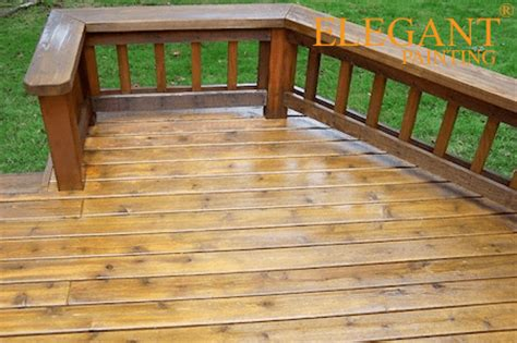 twp natural cedar tone deck stain house painting