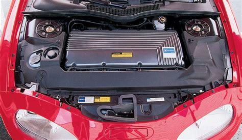 complete history  gms ev electric car
