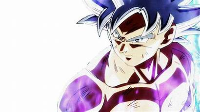 Goku Instinct Ultra Transparent Dragon Ball Master