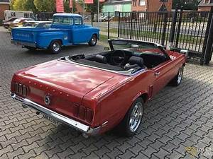 Classic 1969 Ford Mustang Convertible for Sale - Dyler