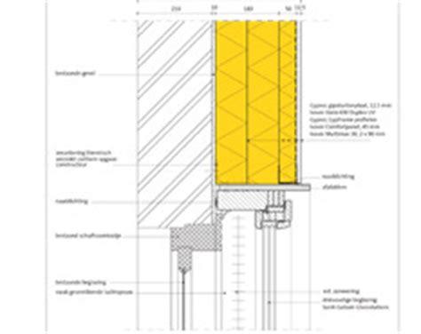 r waarde passiefhuis passiefhuis details renovatie gevel kozijn multi comfort