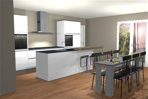 Keuken Ontwerpen Met Kookeiland by 25 Voorbeelden Een Keuken Met Kookeiland