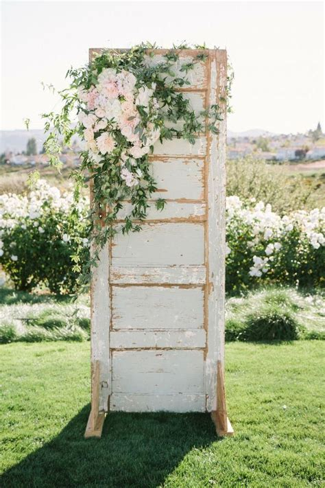 Rustic Shabby Chic Wedding About Vintage Doors