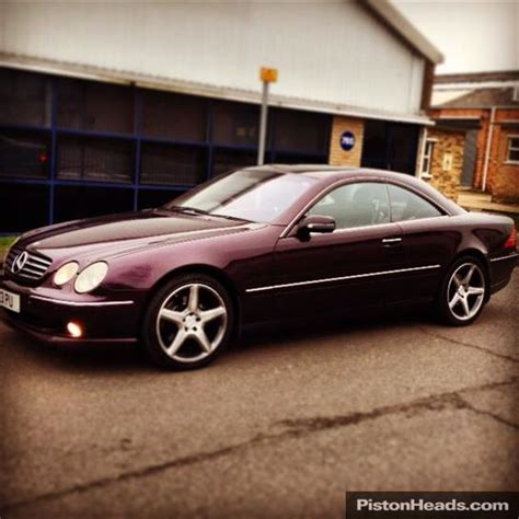 2000 Mercedes Cl 500 by Used Mercedes Cl Cars For Sale With Pistonheads