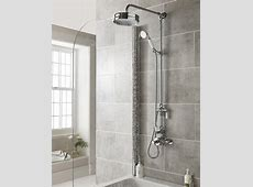 How to Install a Thermostatic Mixer Shower Big Bathroom Shop