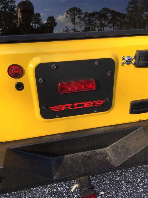 ACE Engineering ACEGTPLT3RDLT Gate Plate with Third Brake ...