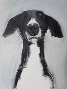 Human and dog portraits by painter Sally Muir | Partfaliaz
