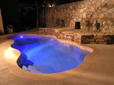 pristine pools led lighting   swimming pool