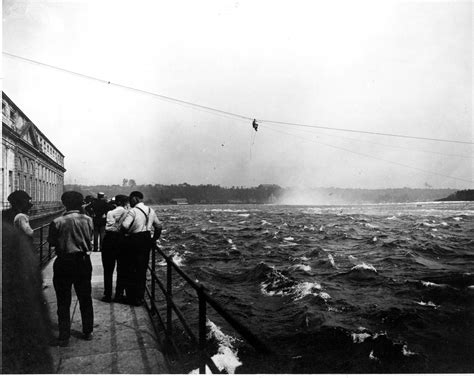 Scow In The Niagara River by Rescue In The Upper Niagara River James Harris Being