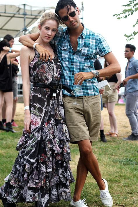 Street Style New York Brooklyn Pool Party Stylecaster