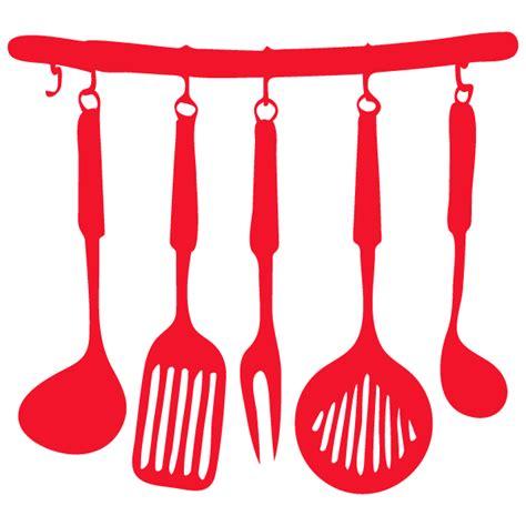 ustensiles de cuisine rigolo sticker ustensiles de cuisine