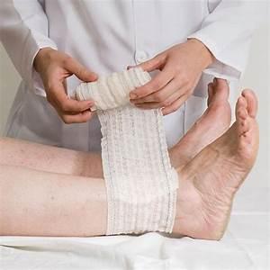 От гниение пальцев ног при сахарном диабете