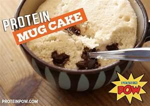 protein mug cake protein pow