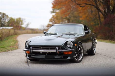 Datsun 240z 1973 by 1973 Datsun 240z 5 Speed Restomod For Sale On Bat Auctions