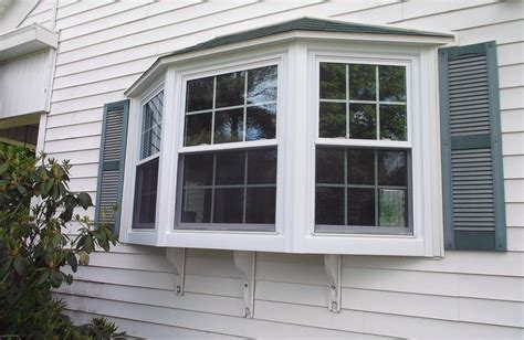 Clearview Vinyl Windows Hubbardsville, Ny Bay Window