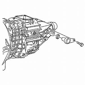 Repair Instructions - Vehicle Speed Sensor - 1999 Chevrolet Blazer - 2wd