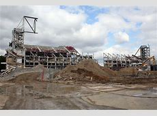 Upton Park Heartbreaking photos of West Ham's nearly