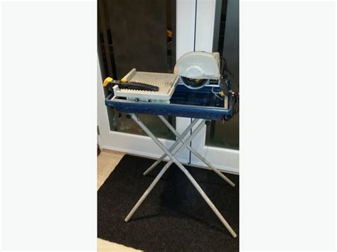 ryobi wet tile saw 7 quot blade with stand victoria city
