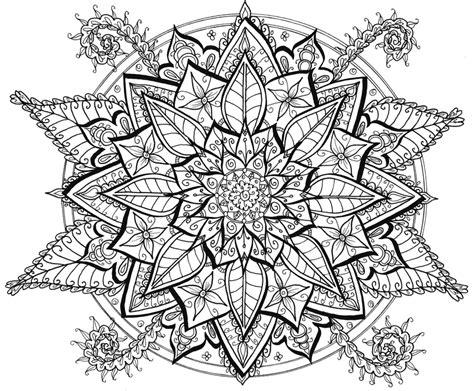Calligraphy Flower Mandala By Welshpixie On Deviantart