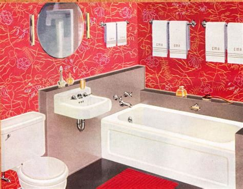 17 Best Images About Bathroom On Pinterest 1950s