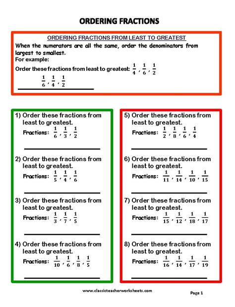 Check Out Our Collection Of Math Worksheets At Classicteacherworksheetscom! Worksheet