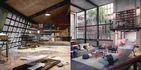 dossier de canapé loft industriel une sélection d 39 intérieurs chics et bohèmes