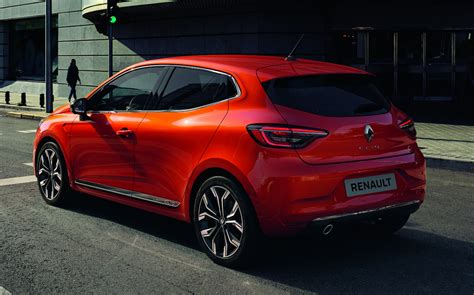 2019 Renault Clio Interior, Tech And Release