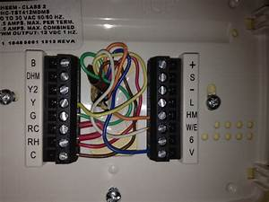 Rheem Prestige Two Stage Thermostat Wiring Diagram
