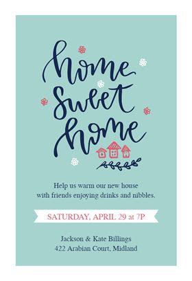 warming  housewarming invitation template