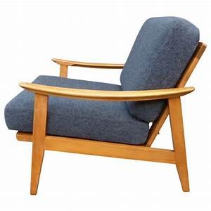 Fauteuil Design Scandinave : fauteuil scandinave en h tre ann es 50 design market ~ Melissatoandfro.com Idées de Décoration
