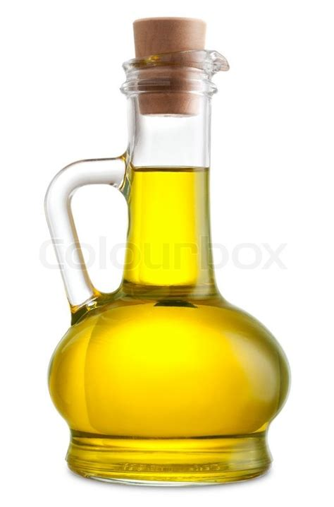 bottle  olive oil stock photo colourbox