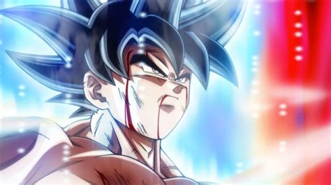 dragon ball super episode   hype ultra instinct