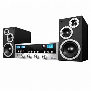 Cd 50 Phone Bluetooth : innovative technology 50 watt classic cd stereo system ~ Kayakingforconservation.com Haus und Dekorationen
