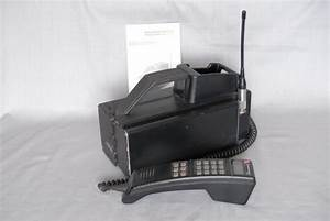 Motorola Cellular or Brick Mobile Phone 1980's: E2BN Gallery