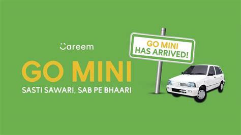 Careem Launches The Affordable Go Mini In 3 Cities