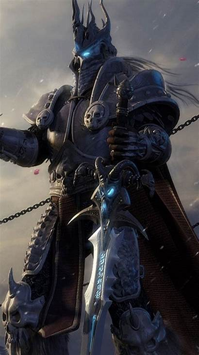 Knight Death Wow Warcraft Iphone Wallpapers Orc