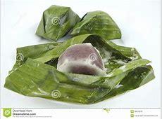 Malaysian Delicacies Kuih Koci Stock Image Image of