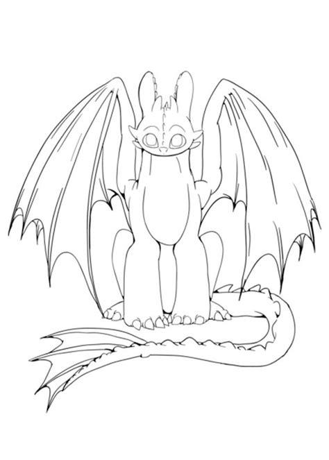 disegni  dragon trainer    da colorare