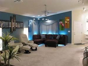 Inspired led accent lighting furniture backlighting for Led lights for living room