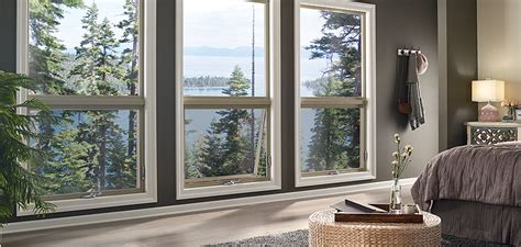 awning windows wood vinyl fiberglass aluminum milgard