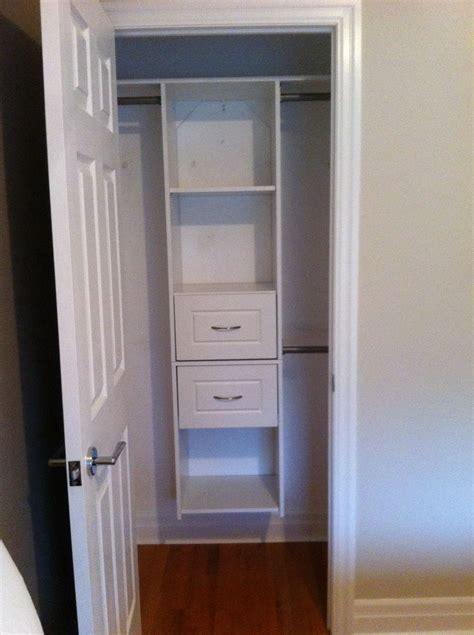 Very Small Closet Solutions   Home Design Ideas