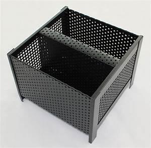 Panier À Pellets Pour Cheminées Et Foyers : panier pellets carr ~ Melissatoandfro.com Idées de Décoration