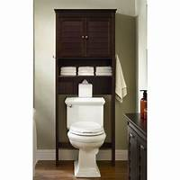 over the toilet storage cabinet Bathroom Storage Shelf Organizer Cabinet Spacesaver Over ...