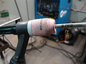 Stick Welding With A Tig Torch