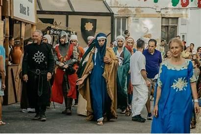 Feira Medieval Silves Teve Visitantes Mil