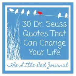 Dr. Seuss Inspirational Quotes
